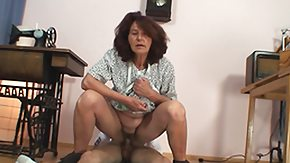 Granny, 18 19 Teens, Barely Legal, Blowjob, Brunette, Costume