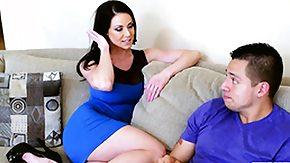 Kendra Lust, Bend Over, Big Cock, Big Tits, Boobs, Brunette
