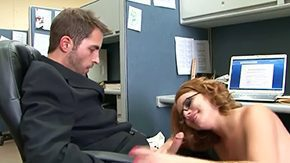 HD Ava Rose tube Office lady amidst glasses ambitions to get award this month so she comes to a conclusion to make ardent impossible for her boss She drop by amidst her cabinet start her sex with great