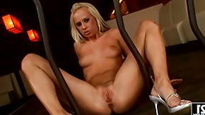Blondes Masturbation, Babe, Banana, Big Tits, Blonde, Boobs