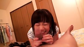Cum Gargling, Asian, Asian Teen, Blowjob, Coed, Cum