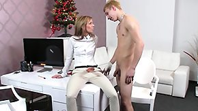 Female Agent, Amateur, Blonde, Fetish, Fucking, High Definition