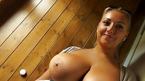 Nature, Amateur, Blonde, Blowjob, Cash, European
