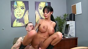 Angelina Valentine, Ball Licking, Big Natural Tits, Big Nipples, Big Tits, Blowbang