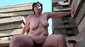 Grannies, Amateur, BBW, Blowjob, Chubby, Chunky
