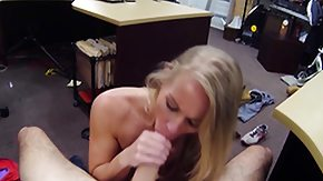 Monster Cock, Big Cock, Blonde, Blowjob, Fucking, Hardcore