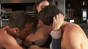 India Summers, Ball Licking, Blowjob, Choking, Cumshot, Deepthroat