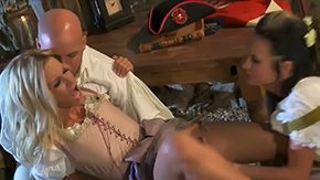 Alektra Blue, 10 Inch, 3some, Assfucking, Asshole, Bar