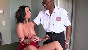Honey White, Brunette, Hardcore, High Definition, Interracial