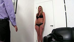 Trixie Star, Audition, Babe, Behind The Scenes, Bimbo, Bodystocking