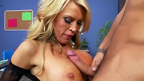 Hot Amber, Ball Licking, Big Cock, Big Natural Tits, Big Nipples, Big Tits