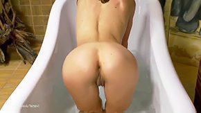 Double Dildo, Amateur, Banana, Big Cock, Big Pussy, Big Tits