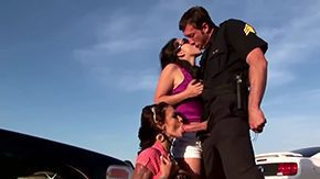 Police Girl, 3some, 4some, Adorable, Banging, Beauty