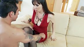 Rayveness, American, Aunt, Ball Licking, Banging, Big Ass