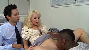 HD Black Mature Maid Fucks with Her Boss and blows his cock