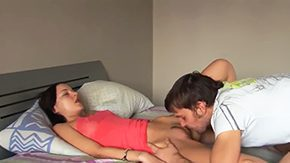 HD Ivana tube Ivana very tired she desires to sleep But her boyfriends cock became intense Mr. desires to fuck her Mr. has idea how to wake her up slap in same