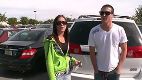 Free Adney Lyonn HD porn Adney Lyonn with her boyfriend at parking door's always open local mall We want to fuck this babe best why to make it is to invite her boyfriend to take part of this