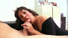 Spanish, Aunt, Cougar, Cum, Fucking, High Definition