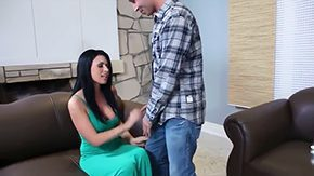 Hot Brunett High Definition sex Movies Latina brunette with jelly-belly forms Eva Angelina meets James Deen in majestic super arousing outfit but Eva is on call to take it off out of any
