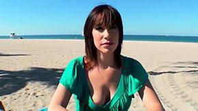Sasha Sweet, Beach, Big Ass, Big Natural Tits, Big Tits, Boobs