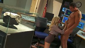 Jessica Drake, Blonde, Choking, Cougar, Deepthroat, Gagging
