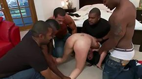 Rico Strong, Bondage, Bound, Double, Double Penetration, Group