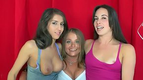 April Oneil, 3some, College, Dirty, Group, High Definition