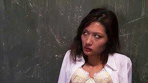 HD Rina Fujimoto tube Arresting sexy Japanese secretary Rina Fujimoto is used for hardcore thrusting