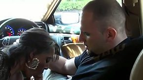 Jmac Kimberly, Blowjob, Brunette, Car, Close Up, Dominatrix