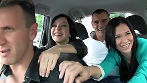 Erika Bellucci, 3some, 4some, Babe, Blowjob, Double