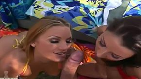 Flower Tucci, Babe, Ball Licking, Banging, Blowjob, Choking