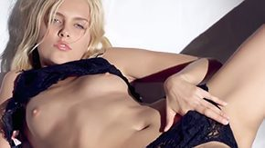 Sasha Blond, Babe, Blonde, Boobs, Flat Chested, High Definition