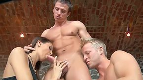 Alex Monetti, Bisexual, Blowjob, High Definition, Threesome