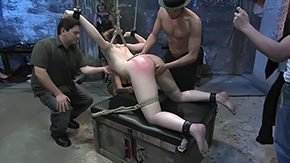 Anal Pain, Anal, Assfucking, BDSM, Bend Over, Bondage