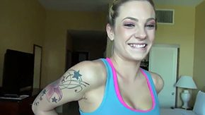 Bailey Blue, Banging, Bed, Bend Over, Bimbo, Blonde