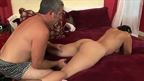 HD Naughty dad doesn't mind using his daughter's friend for stunning sex