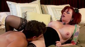 Mom And Cock, Aunt, Big Cock, Blowjob, Cougar, High Definition