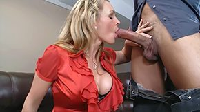 Mature Blonde, Aunt, Big Ass, Big Black Cock, Big Cock, Big Tits