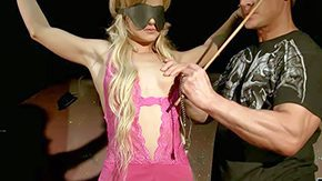 Lace, Audition, Barely Legal, BDSM, Behind The Scenes, Blindfolded