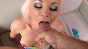 Sharka Blue, Banging, Blonde, Blowjob, Gangbang, Group