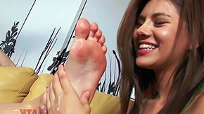 Shyla Jennings, Anorexic, Beauty, Brunette, Cute, Feet