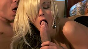 Briana Blair, 69, Amateur, Blonde, Blowjob, Cum Drinking