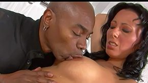 Free Interracial Milf Stocking HD porn Zoey Holloway is s dour milf withs making Taking kilt hither stockings does striptease nipp of shaded complexion skinned baffle unreliably gets the brush knockers sucked Watch 'em