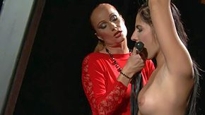 Dominatrix, Adorable, Audition, BDSM, Behind The Scenes, Black