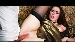 Paige Taylor, Banging, Blowjob, Brunette, Clothed, Dress
