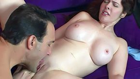 Mae Victoria, Big Cock, Big Natural Tits, Big Tits, Blowjob, Boobs