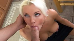 Teacher, Anorexic, Aunt, Blonde, Blowjob, Blue Eyes