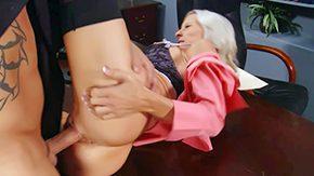 Derrick Pierce, American, Banging, Big Pussy, Big Tits, Blonde
