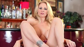Blondes Masturbation, Babe, Bar, Big Ass, Big Natural Tits, Big Nipples