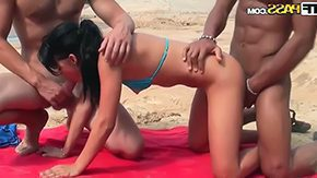Beach Sex, Anal, Ass, Ass Worship, Assfucking, Aunt